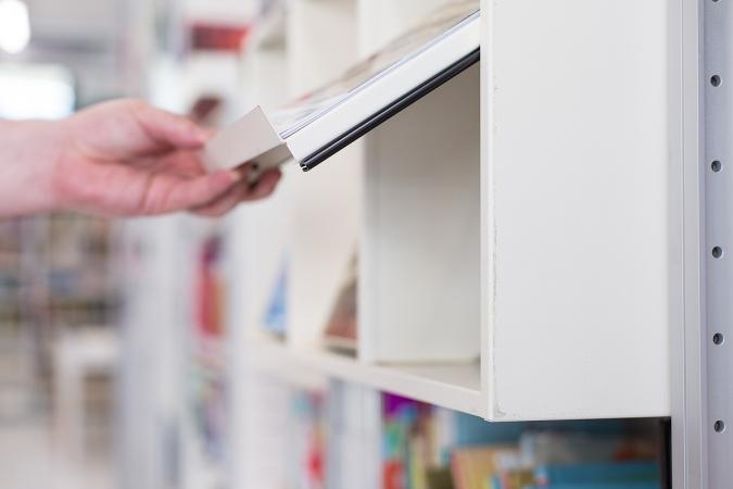 Biblioteca en Zizurkil | BIGARA, Mobiliario de Oficina