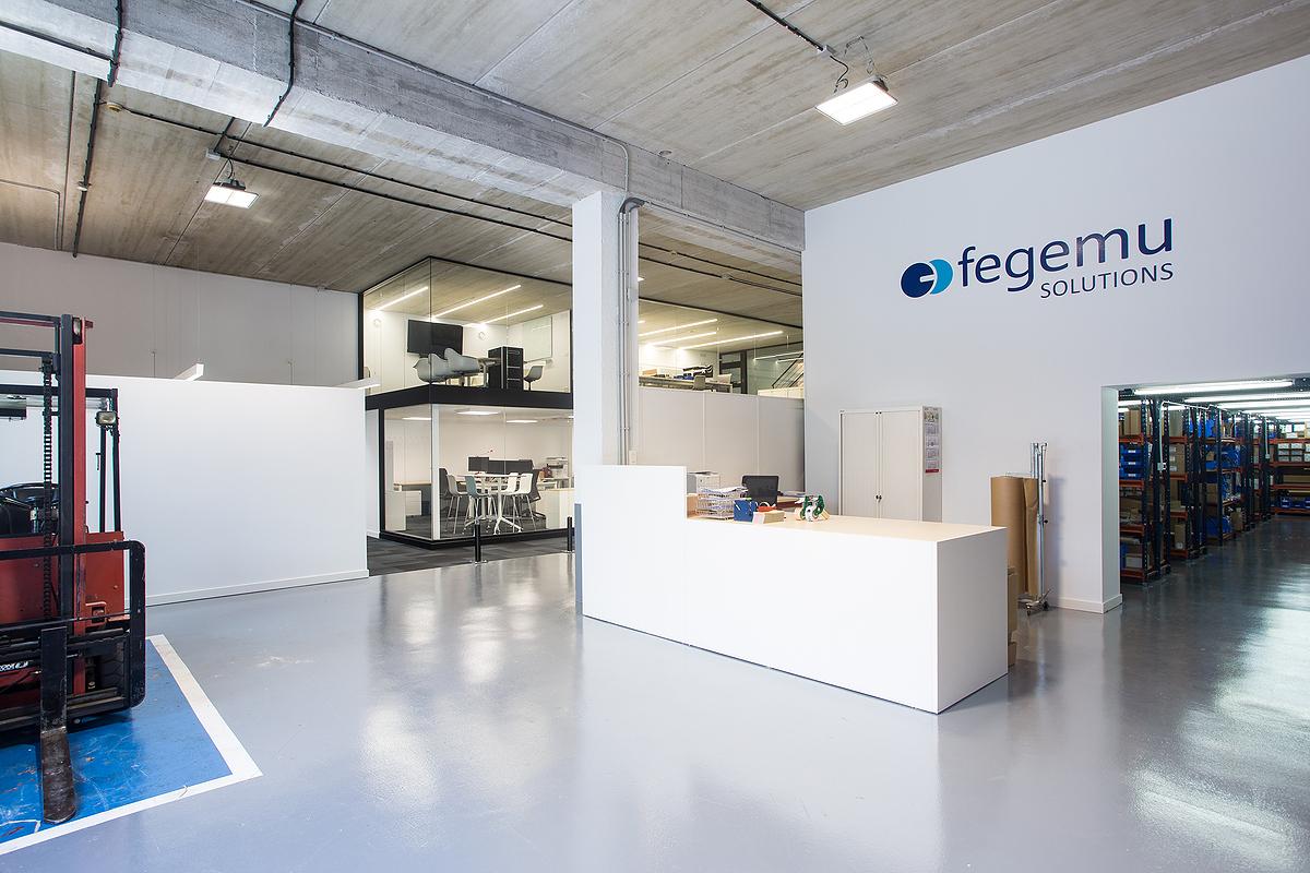 FEGEMU Solutions Bulegoak | BIGARA Bulegoko Altzariak